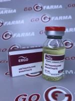 ERGO METHANOLONE ENANTHATE 100MG/ML - ЦЕНА ЗА 10МЛ купить в России